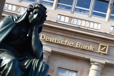 Deutsche Bank đạt lợi nhuận 575 triệu euro