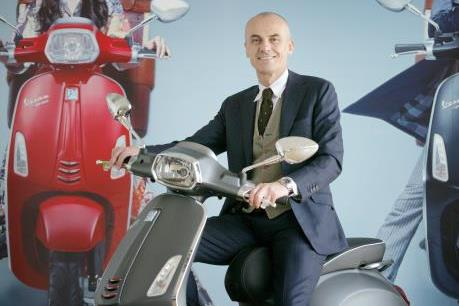 """Piaggio Việt Nam sẽ là """"đại bản doanh"""" ở khu vực châu Á - Thái Bình Dương"""
