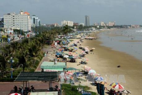Các bãi tắm, điểm tham quan ở thành phố Vũng Tàu thu hút nhiều du khách