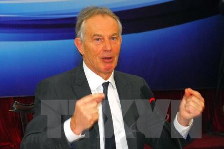 Vấn đề Brexit: Cựu Thủ tướng Anh Tony Blair tuyên bố trở lại chính trường