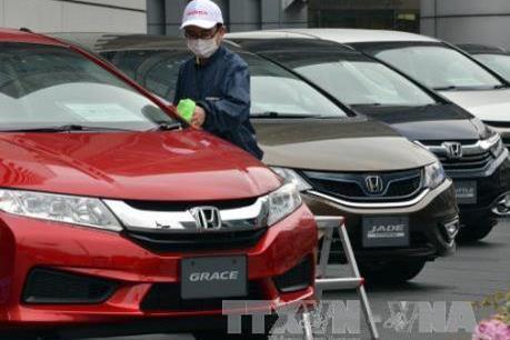 Honda tăng gần 19% lợi nhuận trong quý II/2017