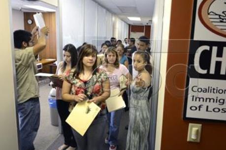 Số người nhập cư tại Mỹ bị trục xuất giảm