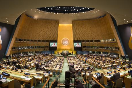 Việt Nam lần đầu tiên tham dự phiên họp của Ủy ban Luật pháp quốc tế