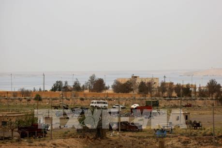 Ngoại trưởng Nga - Mỹ thảo luận khả năng phối hợp giảm căng thẳng tại Syria