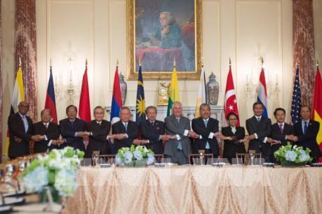 Việt Nam dự Hội nghị đặc biệt Bộ trưởng Ngoại giao ASEAN - Hoa Kỳ