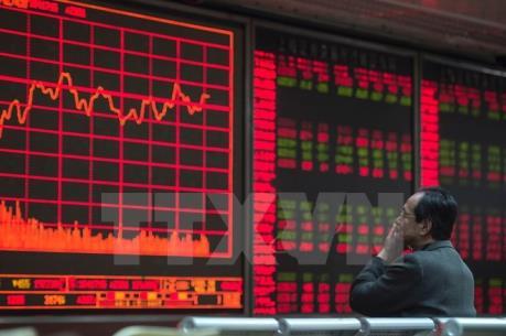 Sắc đỏ thống lĩnh thị trường chứng khoán châu Á