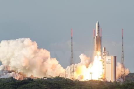 Ấn Độ phóng vệ tinh liên lạc GSAT-9