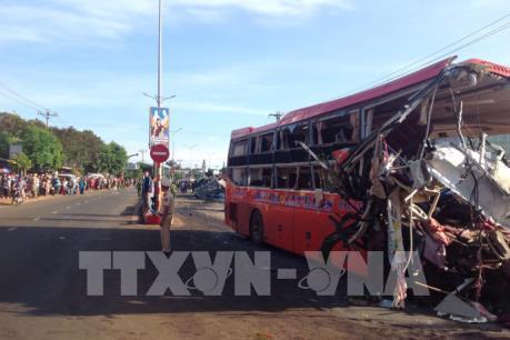 Tin mới nhất về vụ tai nạn thảm khốc tại Gia Lai