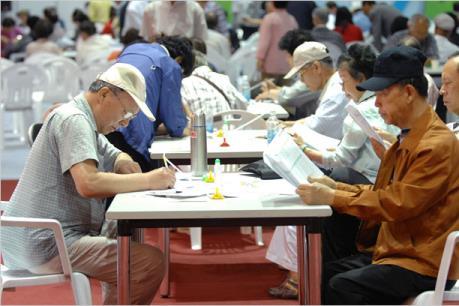 Hàn Quốc có tỉ lệ người cao tuổi làm việc cao nhất trong OECD