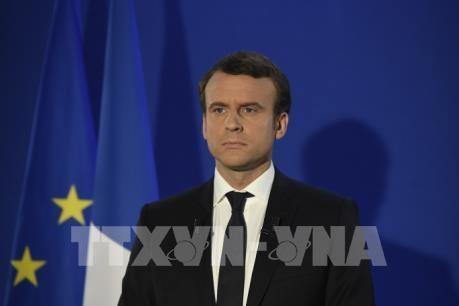 Tổng thống đắc cử Pháp cam kết bảo vệ Hiệp định Paris về chống biến đổi khí hậu