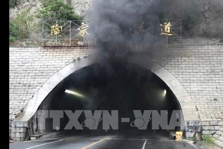 Cháy xe buýt, 10 trẻ mẫu giáo Hàn Quốc thiệt mạng