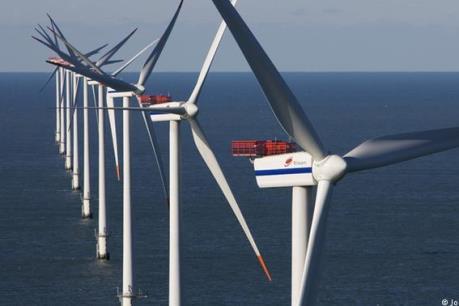Đầu tư vào điện gió tại châu Âu đạt 43 tỷ euro