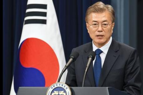 Tổng thống Hàn Quốc tuyên bố không phát triển hay sở hữu vũ khí hạt nhân