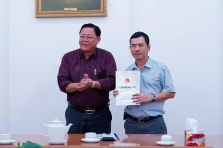 SW POC nhận giấy chứng nhận đầu tư dự án đường ống dẫn khí Lô B - Ô Môn