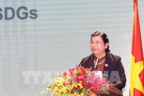 Hội nghị chuyên đề IPU khu vực châu Á- TBD nêu bật vai trò Quốc hội trong thực hiện SDGs