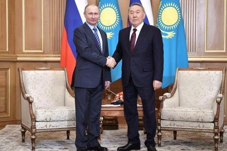 Nga lấy lại được đà tạo ảnh hưởng tại khu vực Á – Âu