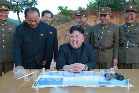 Triều Tiên tuyên bố bắn thử thành công loại tên lửa đạn đạo mới