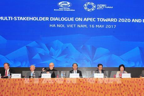 Chủ tịch nước Trần Đại Quang: APEC góp phần đưa hàng triệu người thoát cảnh đói nghèo