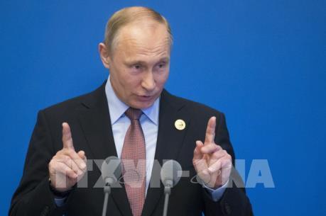 Tổng thống Putin bác bỏ việc Nga nhận thông tin mật từ Tổng thống Mỹ