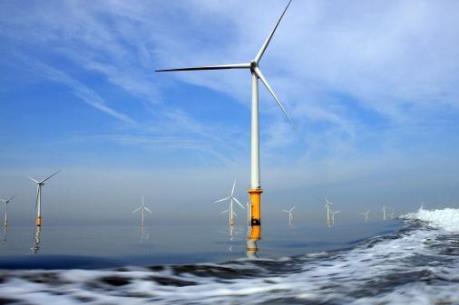 Tuốc bin điện gió lớn nhất thế giới chính thức đi vào hoạt động