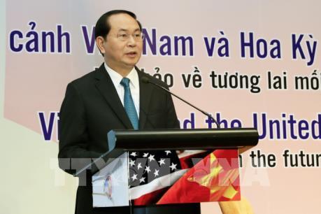 Hợp tác phát triển tiếp tục là động lực của quan hệ Việt Nam - Hoa Kỳ