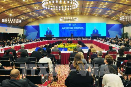 APEC 2017: Tuyên bố Bộ trưởng về Hiệp định Đối tác xuyên Thái Bình Dương