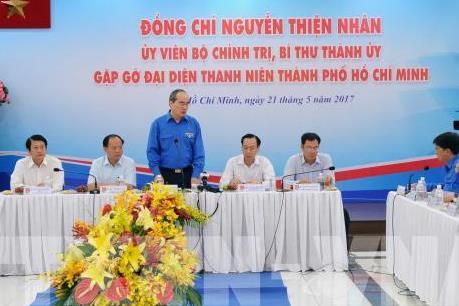 Thành phố Hồ Chí Minh: Phát huy sức trẻ trong phát triển kinh tế - xã hội