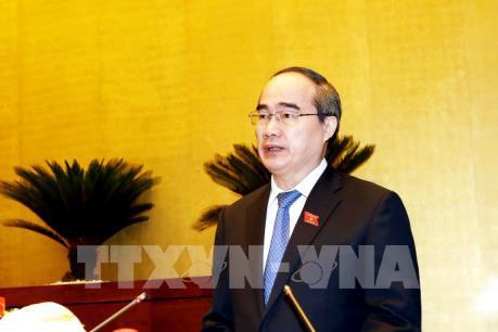 Ông Nguyễn Thiện Nhân được bầu làm Trưởng đoàn đại biểu Quốc hội Thành phố Hồ Chí Minh