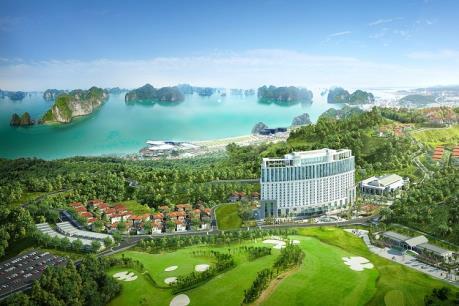 """Lộ diện khách sạn trên cao có """"view"""" tuyệt mỹ ngắm vẻ đẹp Vịnh Hạ Long"""