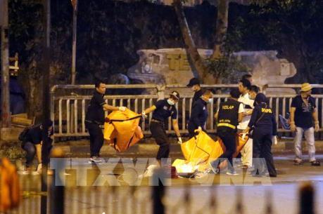 Vụ nổ bom kinh hoàng ở Jakarta qua lời kể của các nhân chứng