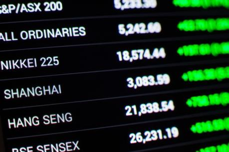 """Các thị trường chứng khoán châu Á """"tỏa sáng"""""""