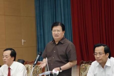 Phó Thủ tướng Trịnh Đình Dũng: Nhà ở cho người có công phải đúng đối tượng, thứ tự ưu tiên