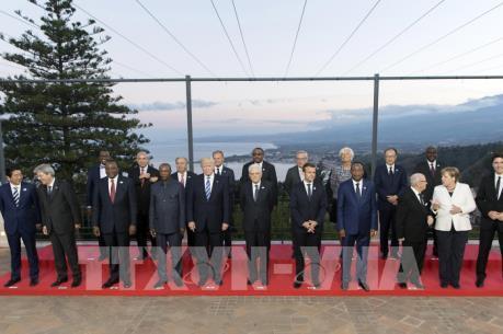G7  nhất trí đẩy mạnh cuộc chiến chống khủng bố