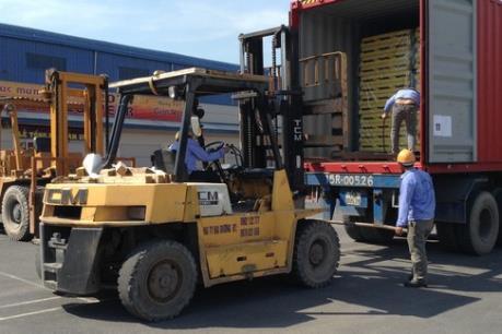 Sửa đổi, bổ sung quy định về quá cảnh hàng hóa của Lào qua lãnh thổ Việt Nam