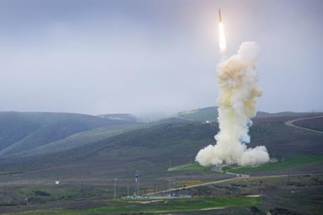 Mỹ sẽ thử hệ thống đánh chặn tên lửa đạn đạo xuyên lục địa