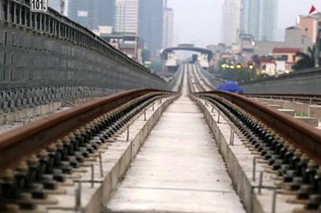 Thực hư thông tin đường ray dự án Cát Linh – Hà Đông bị gỉ sét