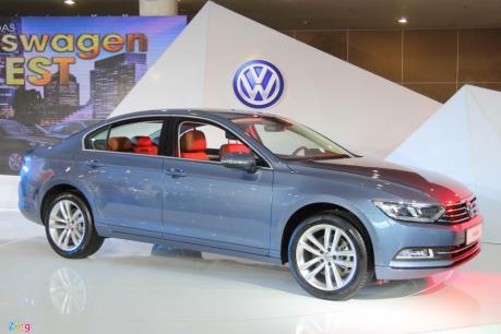 Volkswagen thu hồi dòng xe Passat tại Trung Quốc do lỗi hộp số