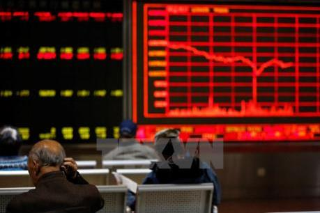 Lo ngại về cuộc chiến thương mại toàn cầu đẩy chứng khoán châu Á vào vùng đỏ