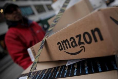 """Amazon gia nhập """"câu lạc bộ 1.000 USD/cổ phiếu"""""""