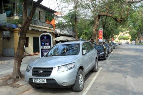 Hà Nội tăng phí sử dụng lòng đường, hè phố để trông giữ phương tiện từ 50 - 300%