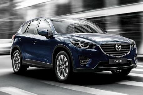 Bảng giá các mẫu xe ô tô Mazda cập nhật tháng 8/2017