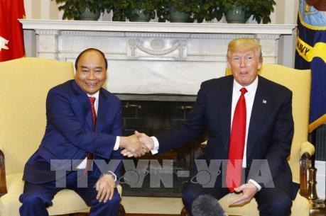 Nhìn lại chuyến thăm chính thức Hoa Kỳ của Thủ tướng Nguyễn Xuân Phúc