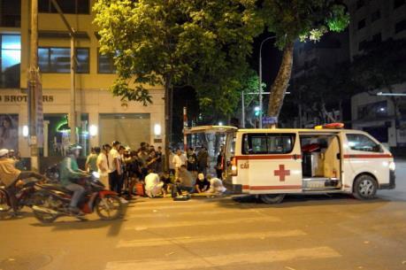 Thông tin mới nhất về vụ xe cứu thương gây tai nạn tại Hà Nội