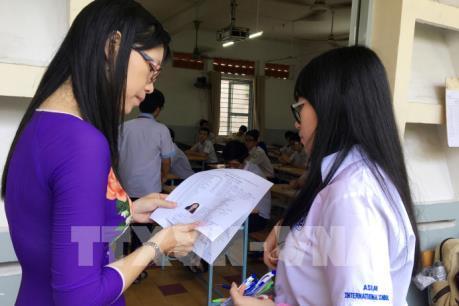 Kết thúc chỉnh nguyện vọng tuyển sinh: Thí sinh đăng ký vào các trường biến động lớn
