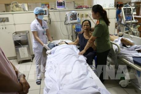 Vụ 9 bệnh nhân chạy thận tử vong: Khởi tố Giám đốc Công ty Thiên Sơn