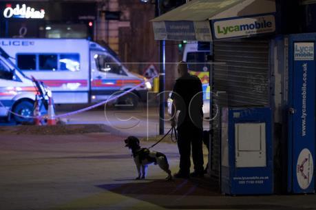 Cảnh sát Anh tuyên bố các vụ việc ở London là khủng bố