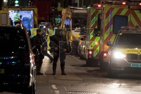 Vụ khủng bố tại London: Cảnh sát Anh tiêu diệt 3 kẻ tấn công