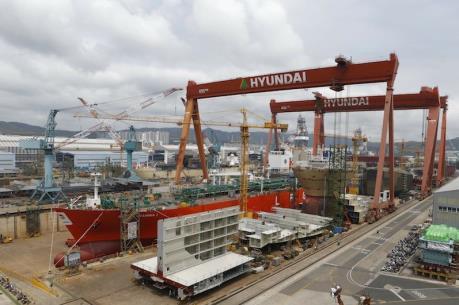 Hyundai Samho mở rộng kinh doanh tại thị trường Nga