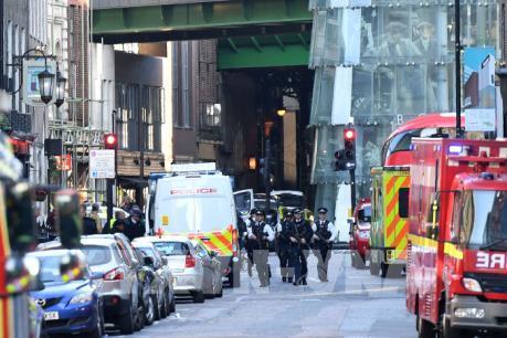 Vụ khủng bố tại London: Bắt giữ thêm đối tượng tình nghi