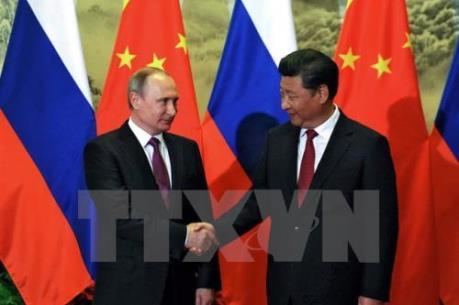 Tiềm tăng hợp tác kinh tế giữa Nga và Trung Quốc